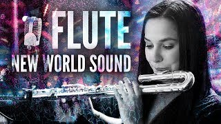 New World Sound & Thomas Newson - Flute (Instrumental Cover by Gina Luciani)