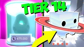 *NEW* TIER 14 EGGS IN PET SIMULATOR!! (Roblox)