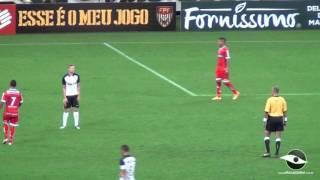11-02-16 - Clima do jogo e outros lances - Corinthians 2x1 Capivariano