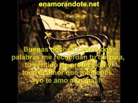 Frases De Buenas Noches Romanticas Frases De Buenas Noches Youtube