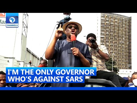 No State Has Suffered In The Hands Of SARS Like Rivers – Wike