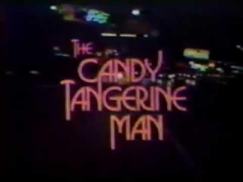The Candy Tangerine Man TV spot