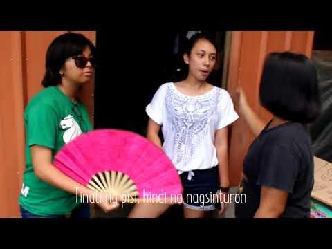 Saranggola ni Pepe  Celeste Legaspi Music Video 2017 Education 41 English