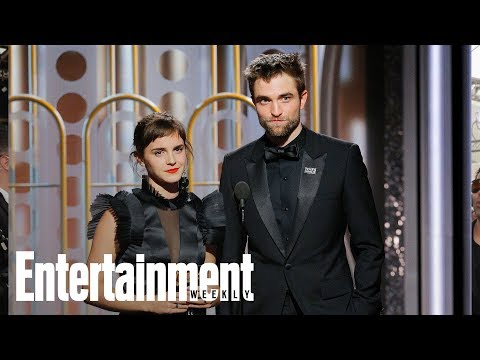 Emma Watson And Robert Pattinson Have A Harry Potter Reunion | News Flash | Entertainment Weekly
