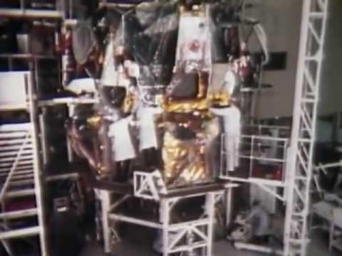 The Eagle Has Landed: The Lunar Module Story pt1-2 1989 Grumman color 14min