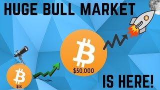 BIGGEST BULL RUN EVER IS ALMOST HERE!? Here's Why!