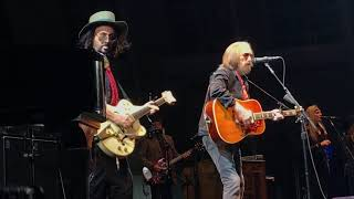 Tom Petty and the Heartbreakers last performance of Wildflowers 9.25.17 at Hollywood Bowl FRONT ROW