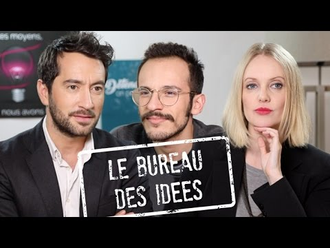 LE BUREAU DES IDEES (avec CYRUS NORTH) / Maud Bettina-Marie