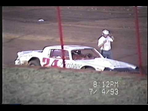 Rome Speedway July 4th 1993!