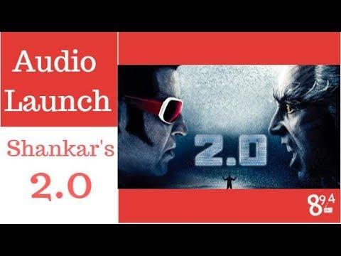 2.0 Audio Launch   Dubai   Superstar   Shankar   ARR   Amy   Akshay   Lyca   Tamil 89.4 FM