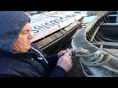 Rafal the fisherman & the knot