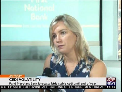 Cedi Volatility - Joy Business Today (19-4-18)