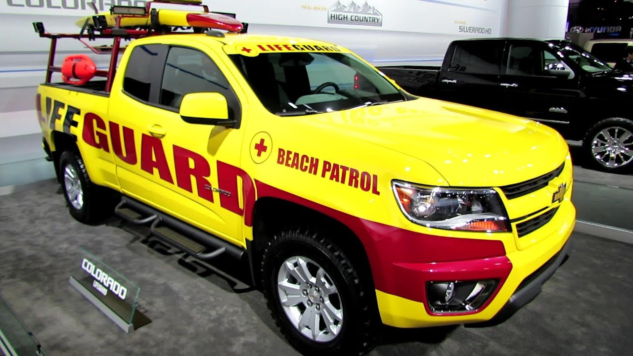Unique 2015 Chevrolet Colorado Beach Patrol  Exterior Walkaround