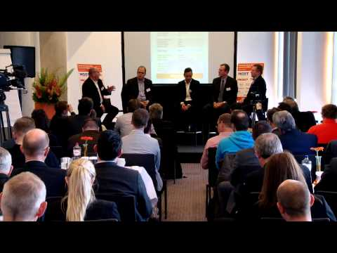 The SDx Ecosystem Panel Discussion during Nexenta OpenSdxSummit  EMEA