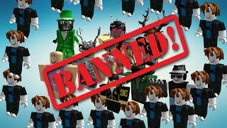 Roblox Terminating Thousands of People