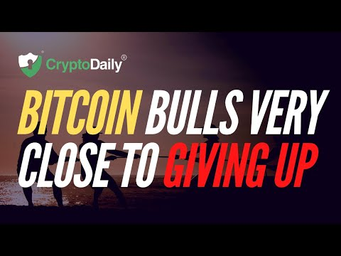 Bitcoin Bulls Very Close To Giving Up