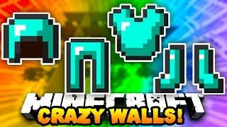 Minecraft CRAZY WALLS