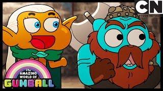 Usta Gumball | Cartoon Network'ün Harika Dünya |