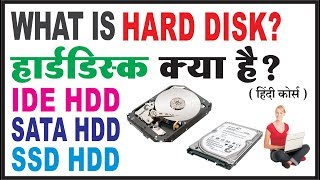 Types of Hard Disk in Hindi