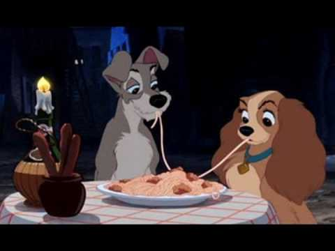 Disney music - Bella Notte - Lady and the Tramp