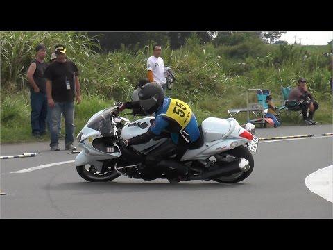2014 DUNLOP MotoGymkhana Round4 [NO] H2 GSX1300R隼
