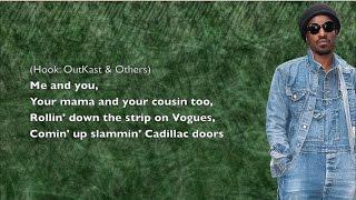 OutKast - Elevators (Me & You) - Lyrics