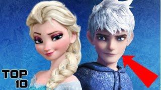 Top 10 Disney Movie Mistakes