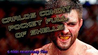 "Carlos Condit ""Pocket Full of Shells"" by Nikki"