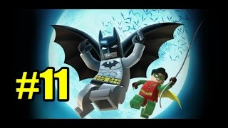 LEGO Batman: The Videogame Прохождение #11