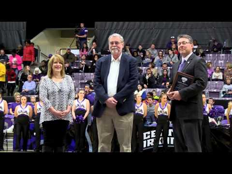Monty Rowell Recognition