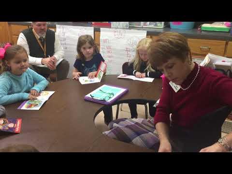 Training Video Mrs. Ann Stewart BM Small Group Unit 6 Day 1 Summarizing Lesson
