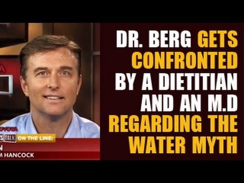 Dr. Berg gets Confronted by a Dietitian and an M.D. regardin