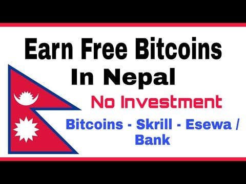 Earn Free BTC [ In Nepal ] With CoinPade - 🤑 How To Earn Free Bitcoin In 2019 In Nepal
