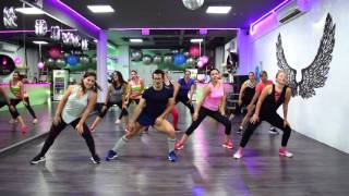 Mi Gente - J Balvin by Cesar James / Zumba Cardio Extremo Canc…