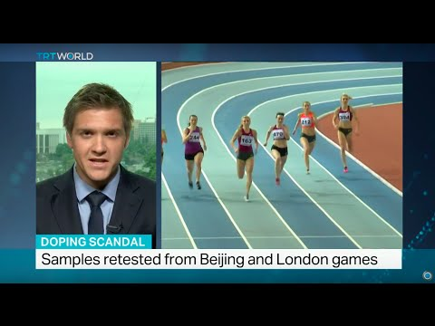 US opens probe into Russian doping claims, William Denselow reports