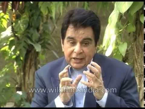 """Dilip Kumar rare interview - """"Once you have audience acceptance, you should have less exposure"""""""
