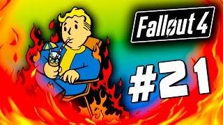 Fallout 4 - Строительство установки - Пустоши 21