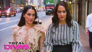 Brie Bella talks to Nikki Bella about SummerSlam week: Total Divas Preview Clip, Jan. 10, 2018