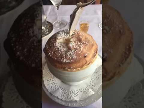 Best soufflé in Paris at Josephine Chez Dumonet