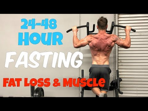 How Prolonged Fasting INCREASES Fat Loss and Muscle Growth (1-2 Day Fasts)