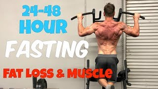 Prolonged Fasting: How to Boost Fat Loss & Muscle Growth- Thomas DeLauer thumbnail
