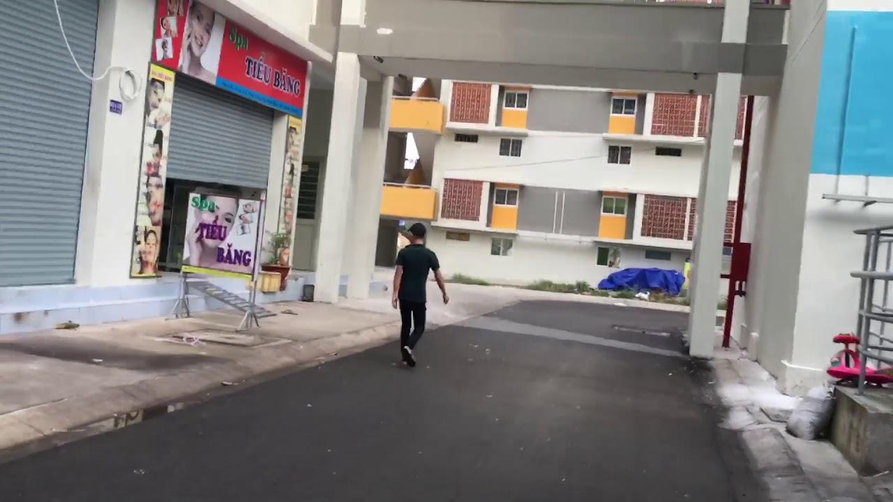 Thực tế nhà ở xã hội Định Hoà, nhà xã hội Becamex Bình Dương 2018
