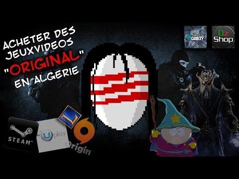 """Acheter des JeuxVideos """"Original"""" en Algerie + Annonces + Gameplay CSGO"""