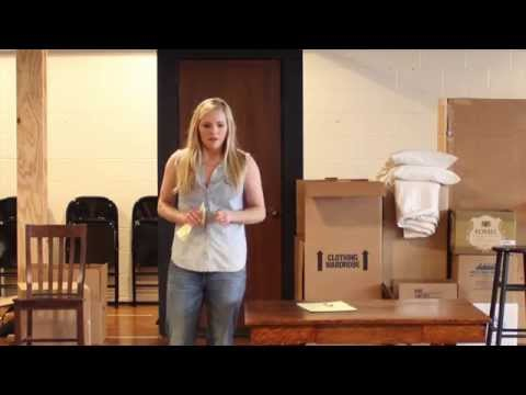 IN THE REHEARSAL ROOM: Katie Rose Clarke Sings