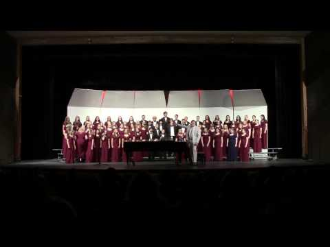Cyprus High School 2016 Spring Choir Concert Part 1