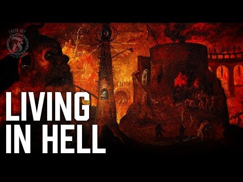 Living in Hell - A Prison Perspective - Prison Talk 10.12