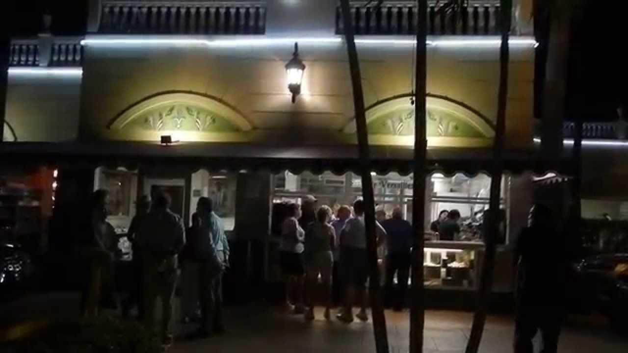 Versailles Restaurant On Calle Ocho In Little Havana Miami