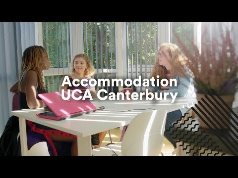 Accommodation at UCA - Canterbury