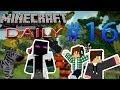 Minecraft Оцеляване | Daily | Еп. 16 | Крадеца Васко и много Смях