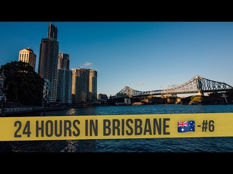24 HOURS IN BRISBANE | 🇦🇺 Australia Daily Vlog #6